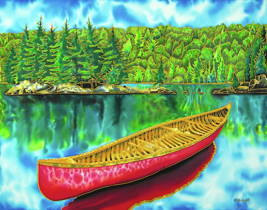 Canoe Art Art for Sale (Page #23 of 50)   Fine Art America