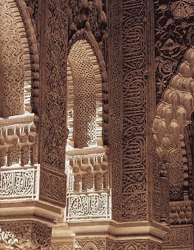 Arabic Photograph - Alhambra Palace by Georgina Brandt