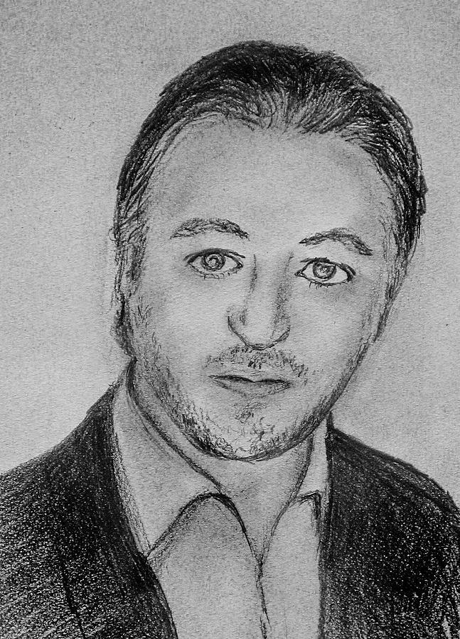 ali Drawing by Abdulla Buklla