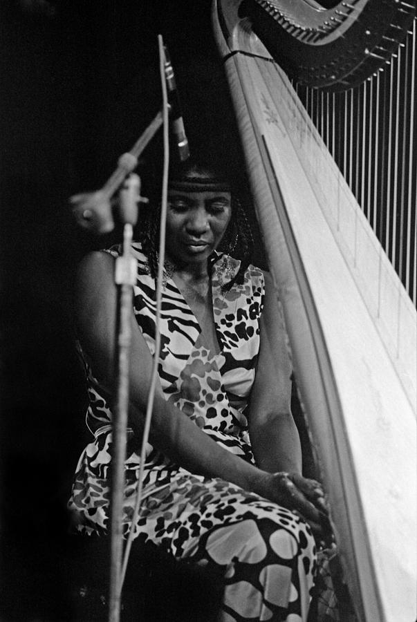 Alice Coltrane Photograph