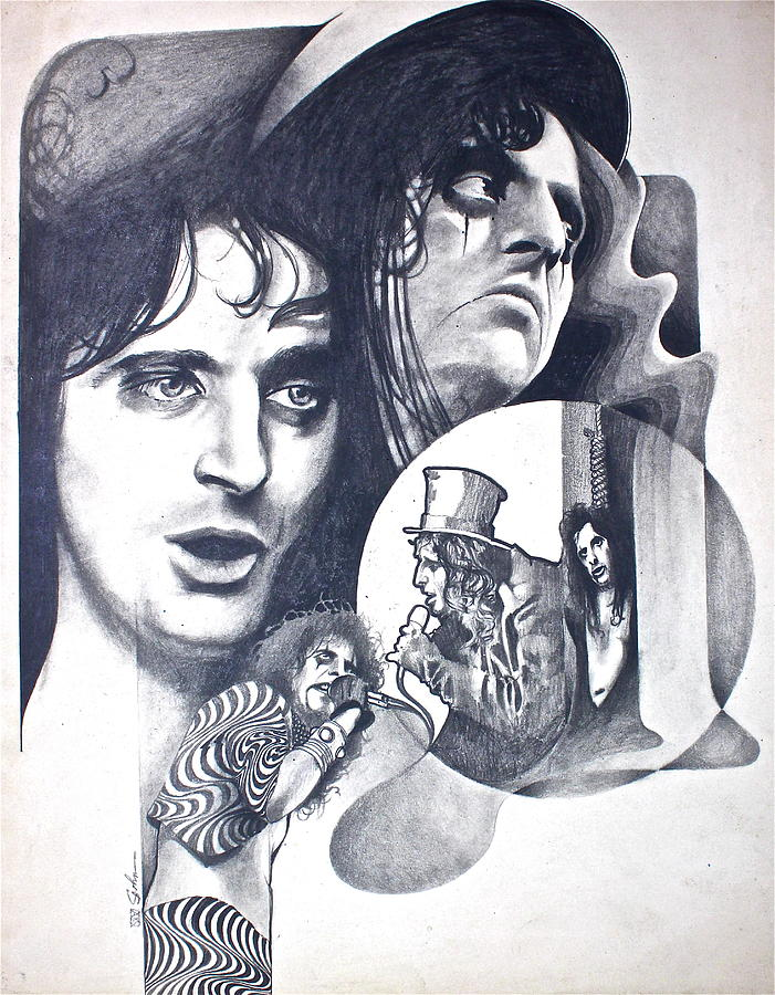 Alice Cooper by Cliff Spohn