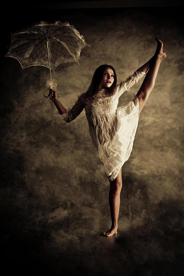 Alice Photograph - Alice In Wonderland by Viacheslav Potemkin
