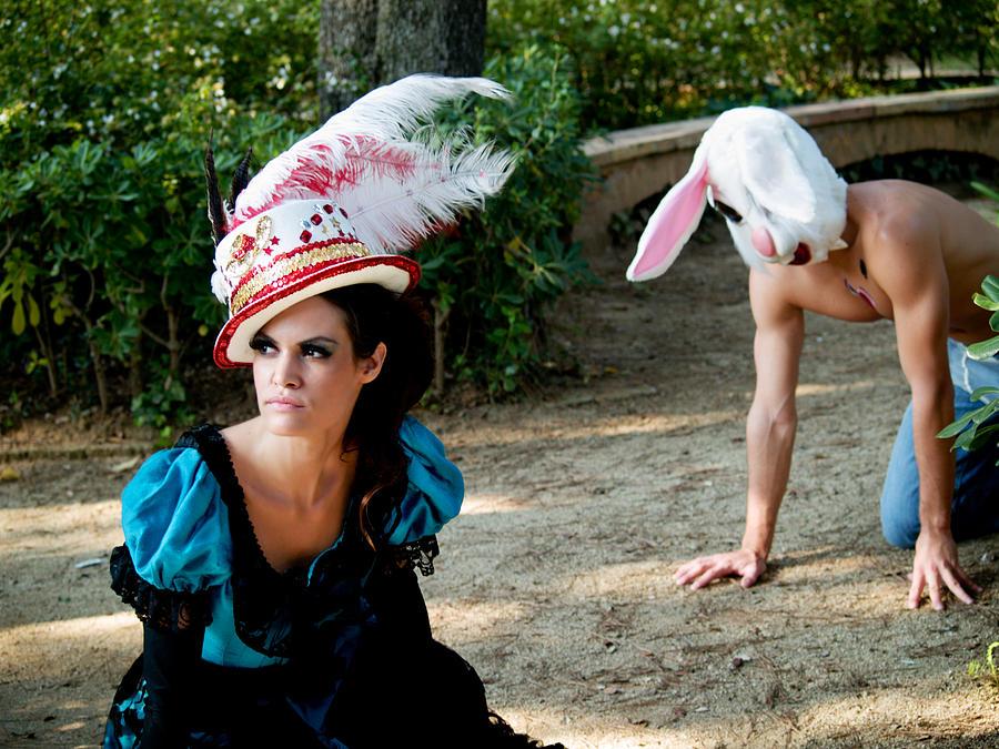 Alice Photograph - Alice by Jim DeLillo