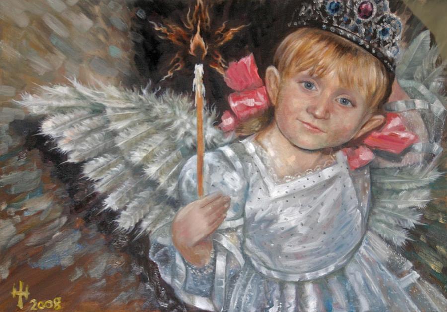 Alice Painting - Alice by Yevgeniy Dubkov