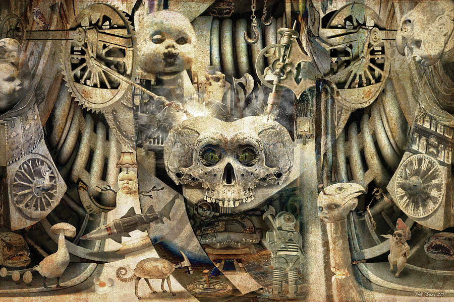 Alien Autopsy by Bill Jonas