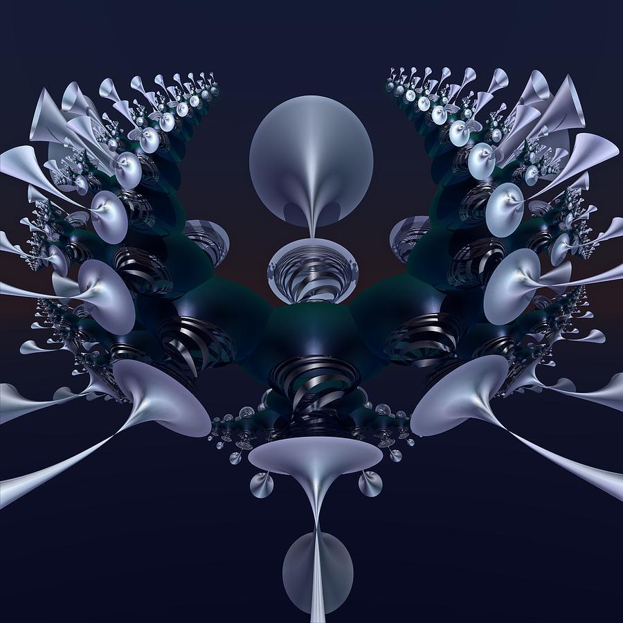 Alien Invaders Digital Art