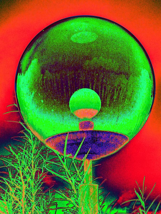 Alien Orb by Richard Henne