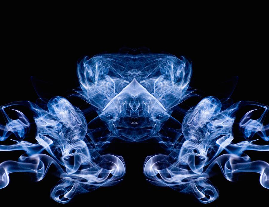 Alien Photograph - Alien by Val Black Russian Tourchin