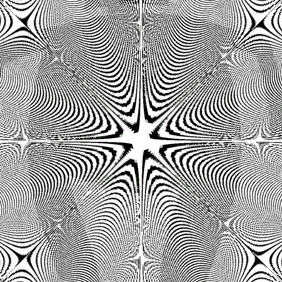 Aliens Digital Art - Alies Are Coming by Darryl Redfern