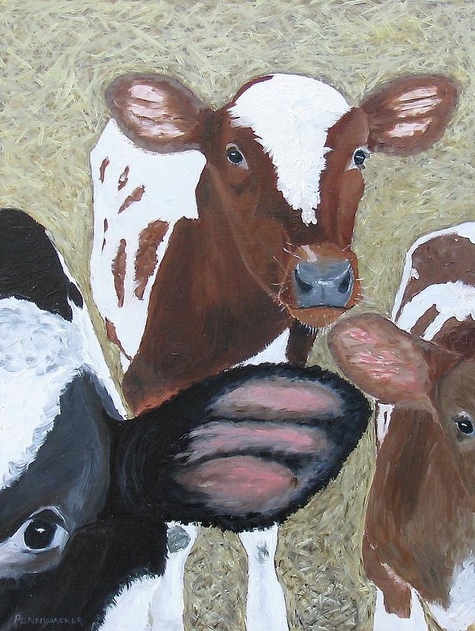 All Ears and a Nose by Barb Pennypacker