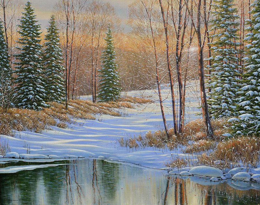 All Is Calm by Jake Vandenbrink