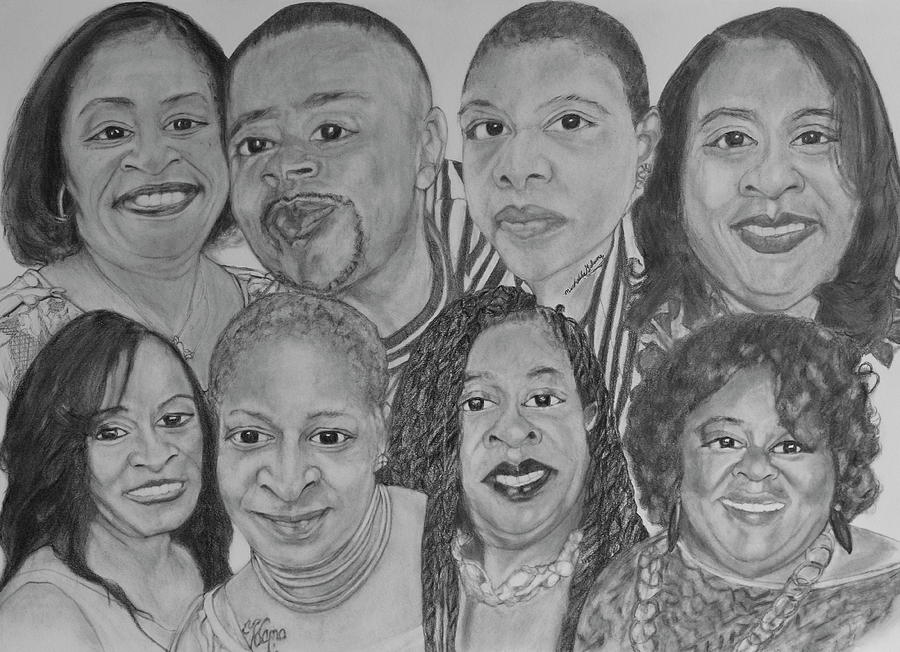 ALL OF US by Michelle Gilmore