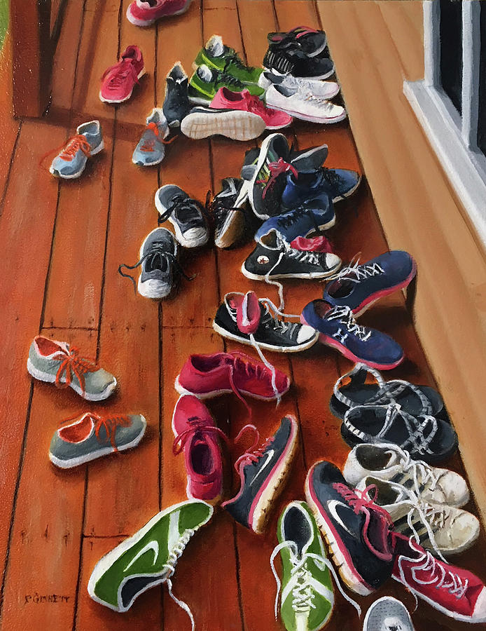 All Shoes on Deck by Richard Ginnett
