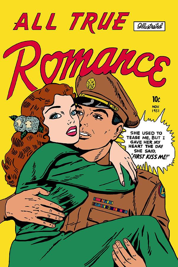 All True Romance 2 Digital Art by Joy McKenzie