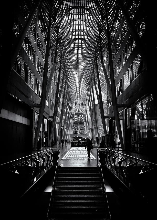 Allen Lambert Galleria Toronto Canada No 1 Photograph