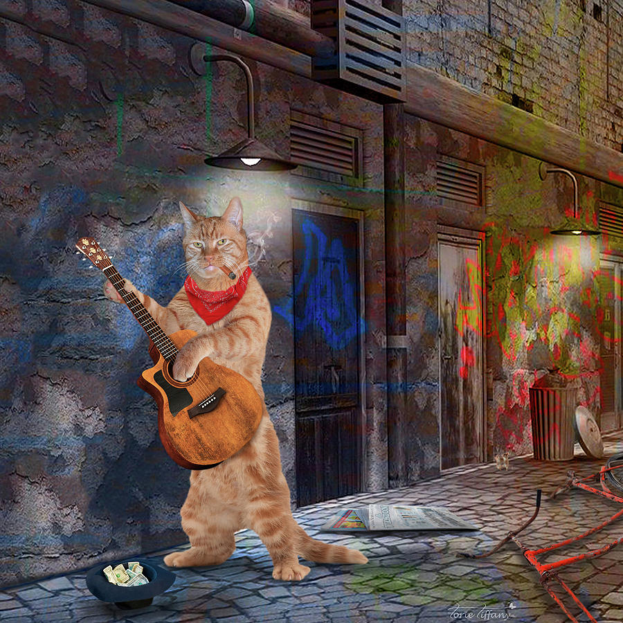 Alley Cat by Torie Tiffany