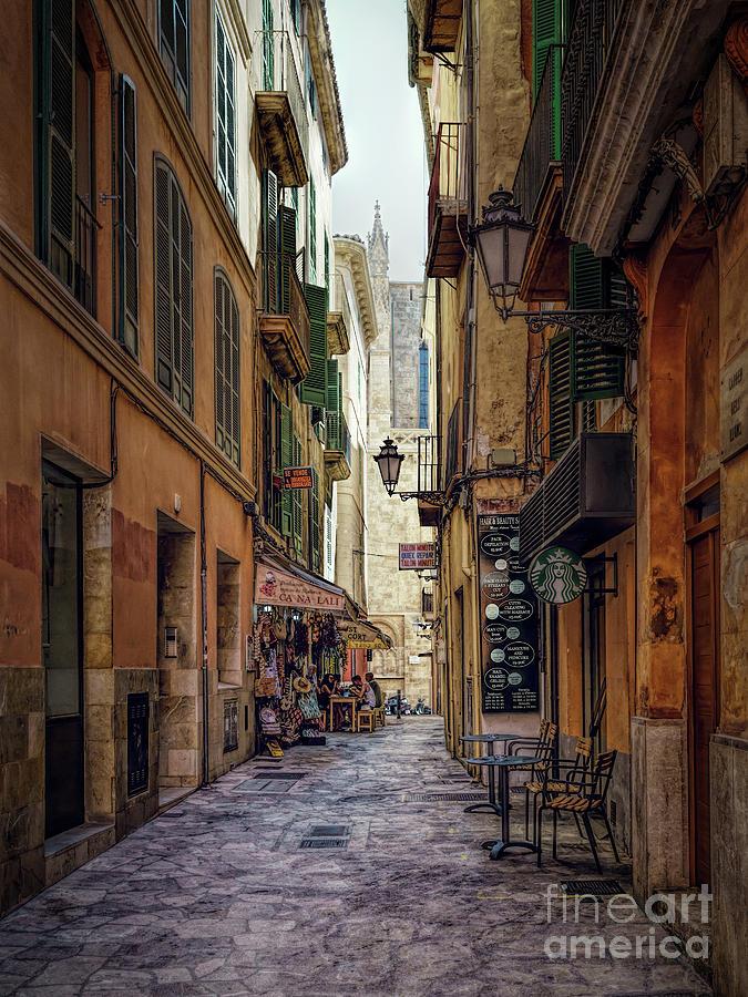 Alley Palma De Mallorca II Photograph