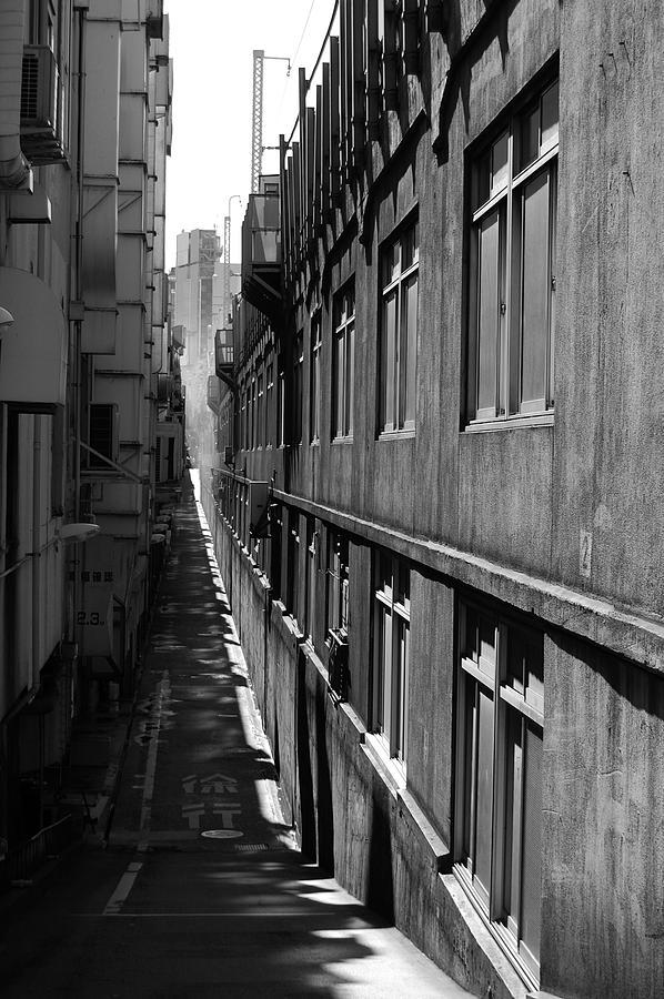 Alley Photograph - Alley by Publio Furbino