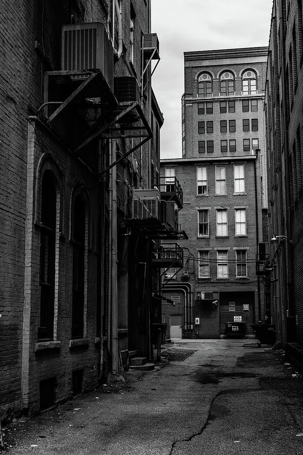Alleyway I by Break The Silhouette