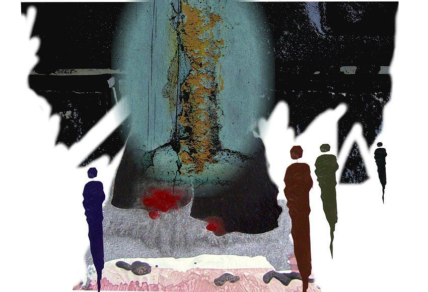 Allini Digital Art by Franco Policastro