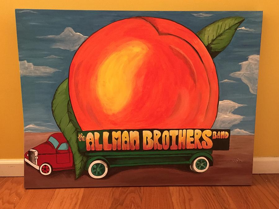 Allman Brothers Tour Posters
