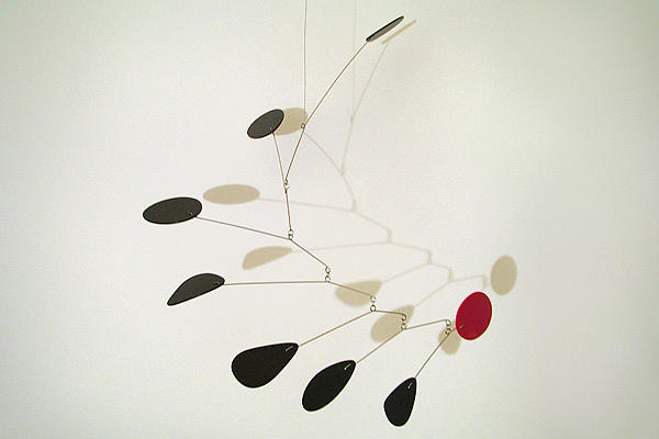Sculptures Sculpture - Allure Mobile by Julie Frith
