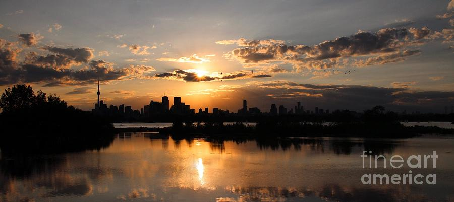 Toronto Photograph - Almost Summer Solstice by Cobbled Path Photography