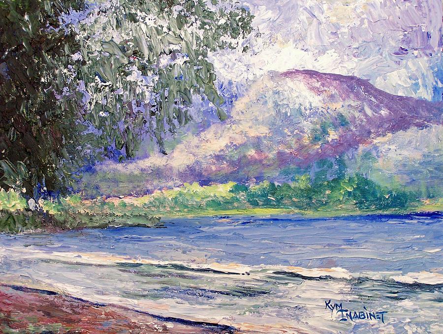 Aloha Painting by Kym Inabinet
