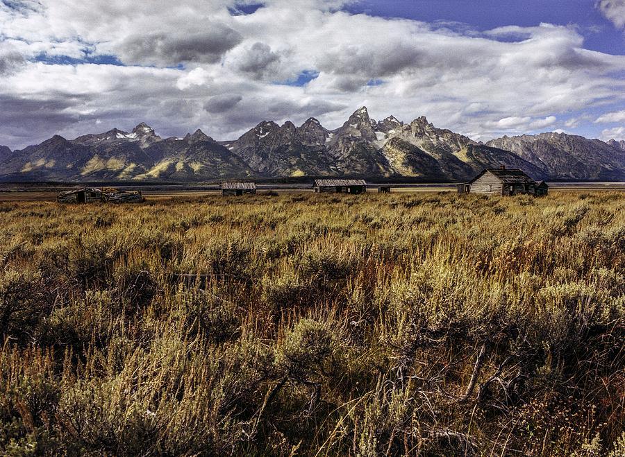 Landscape Photograph - Alone by Grant Sorenson