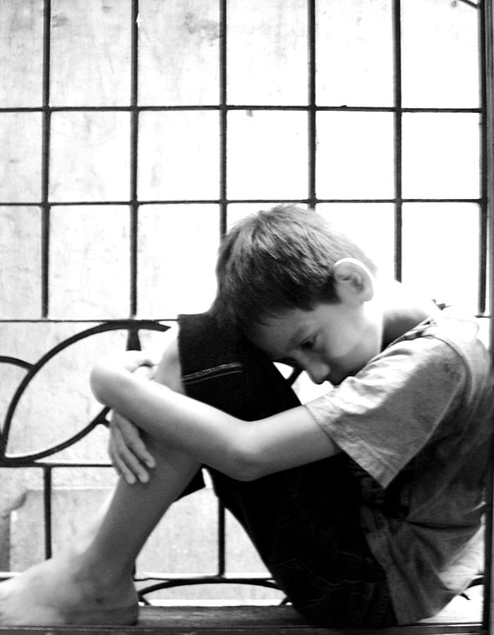 Alone Photograph - Alone by Jose De la Cuadra