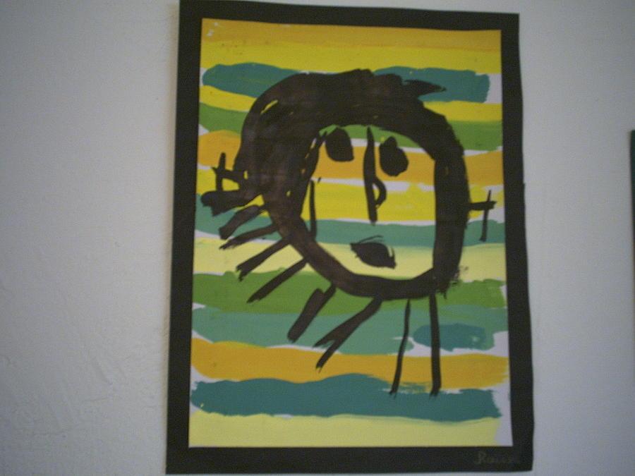 Alone Painting by Raissa Ghezzani