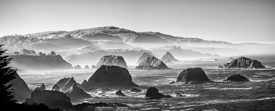 Bodega Bay Photograph - Along The California Coast by Jon Glaser