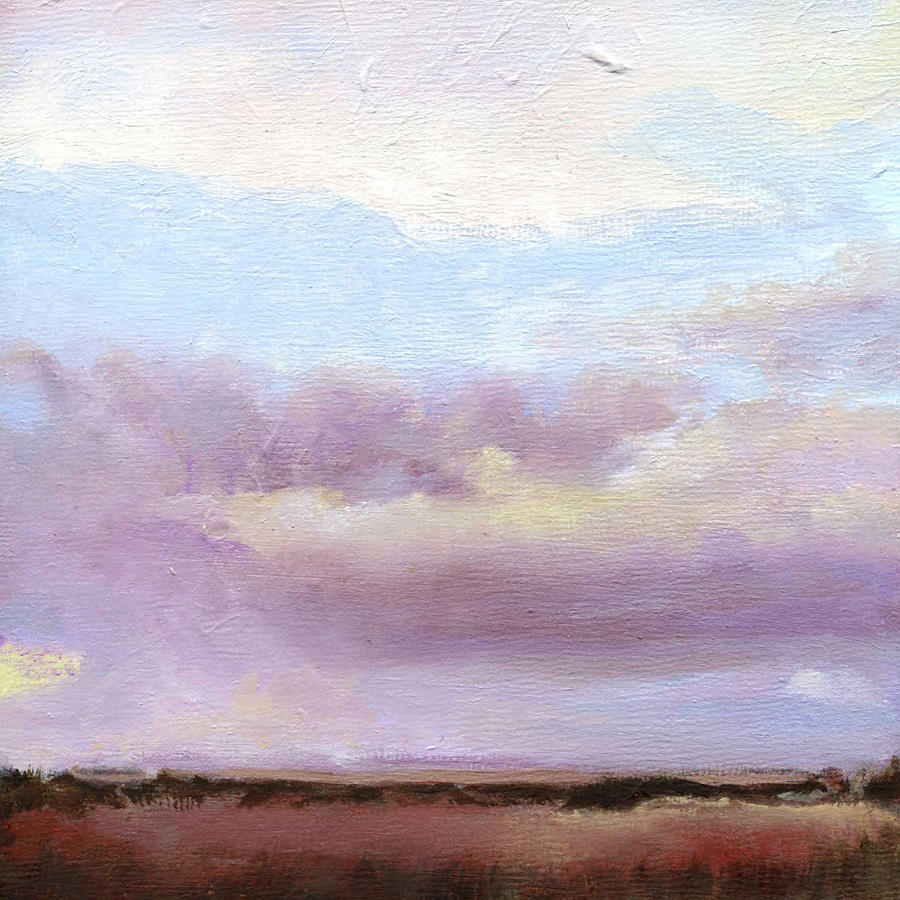 Along the Horizon by BARBARA J HART