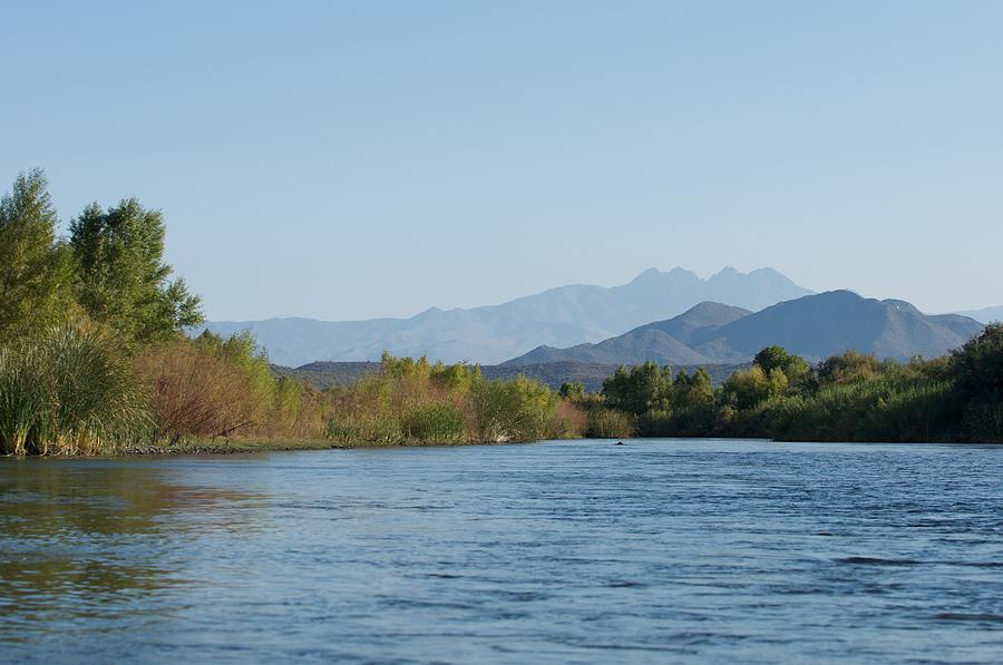Arizona Photograph - Along The Verde River 10 by Susan Heller