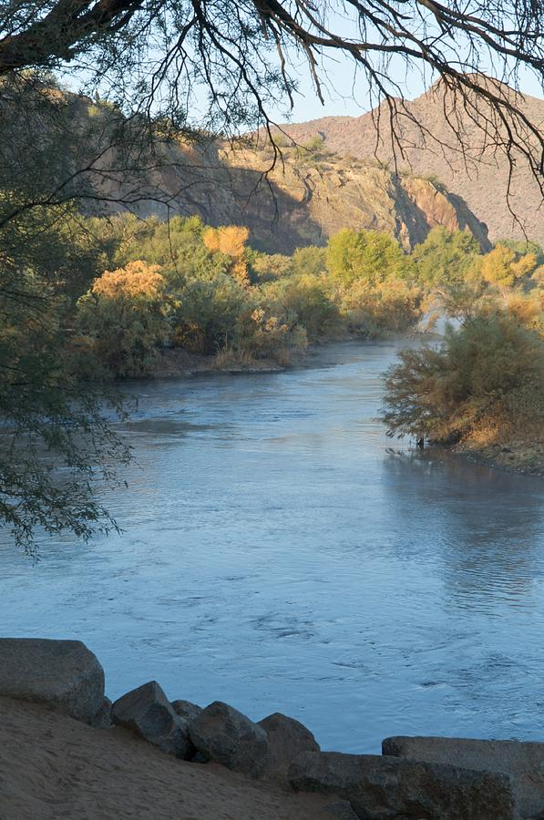 Arizona Photograph - Along The Verde River 2 by Susan Heller
