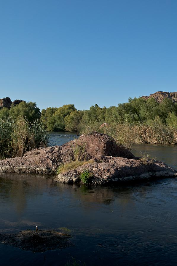Arizona Photograph - Along The Verde River 3 by Susan Heller