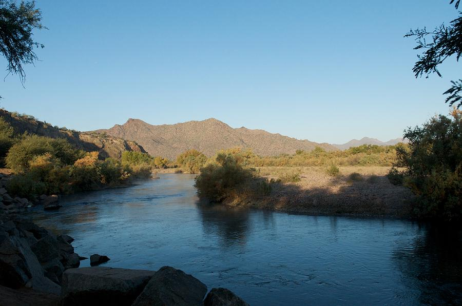 Arizona Photograph - Along The Verde River 4 by Susan Heller