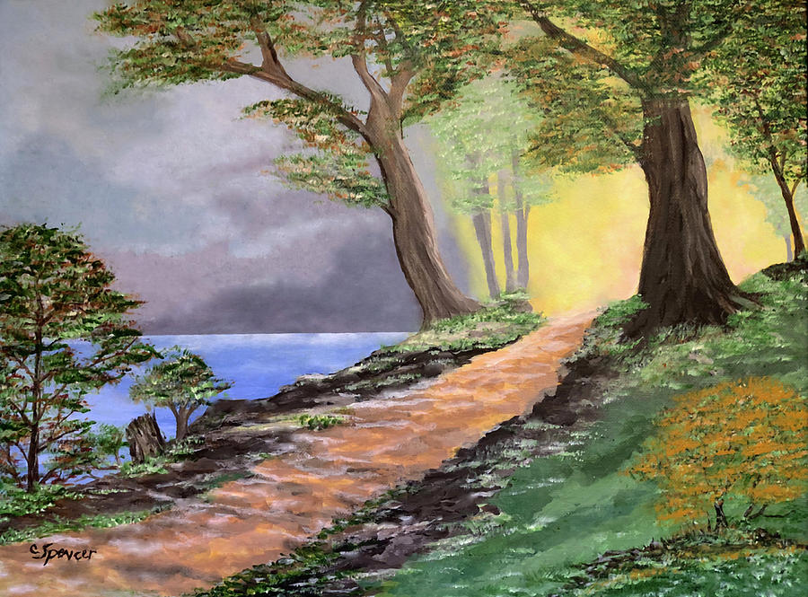 Along The Way by Connie Spencer