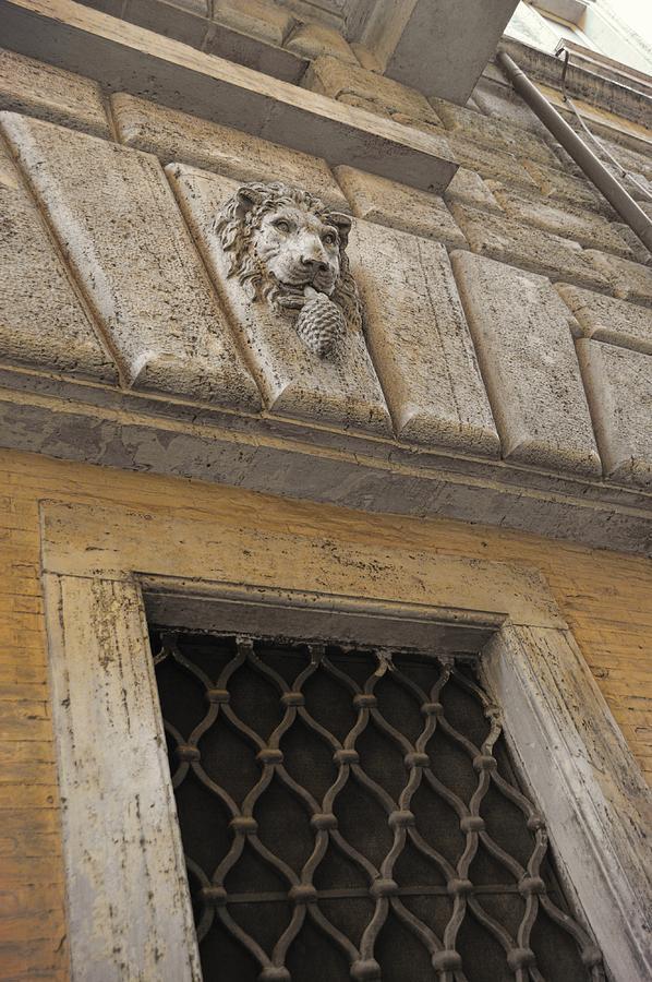 Italy Photograph - Along Via Di Pasquino by JAMART Photography