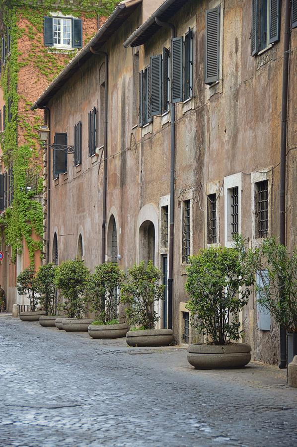 Italy Photograph - Along Via Giulia by JAMART Photography
