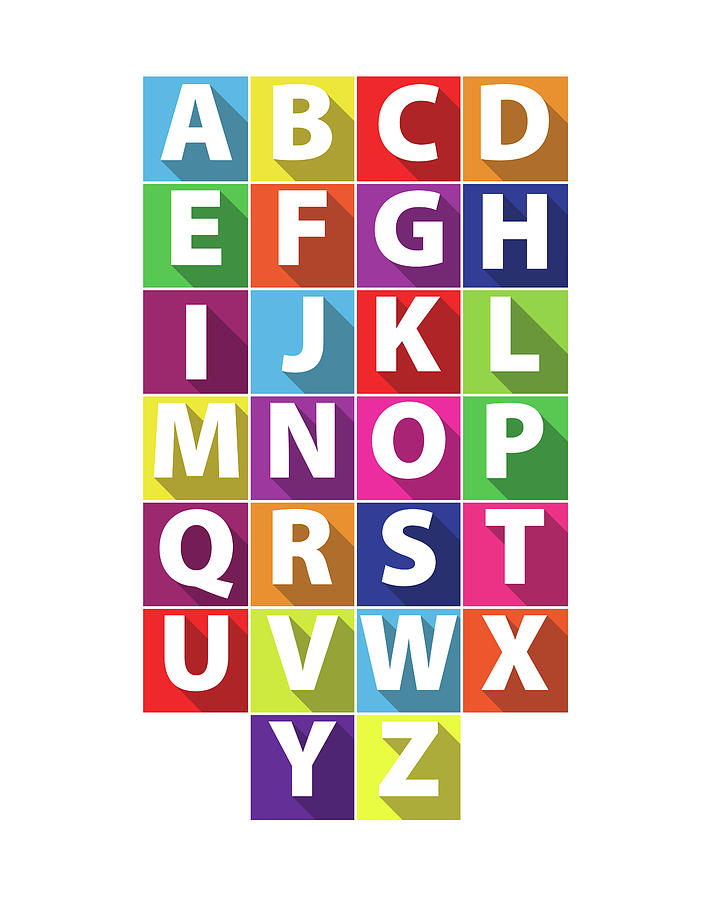 Alphabet Photograph