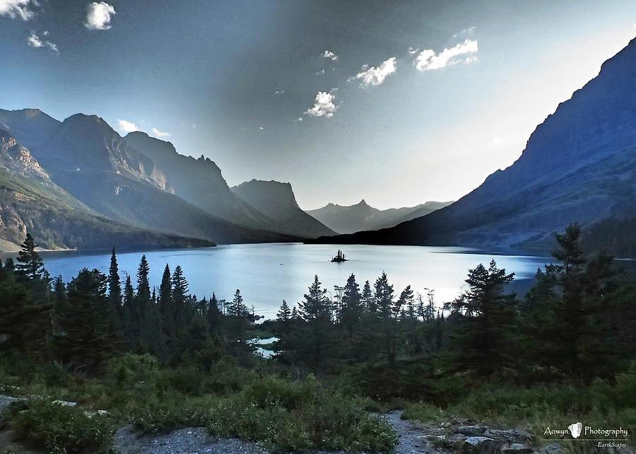 Glacier National Park Photograph - Alpine Dusk by Stephanie McGuire