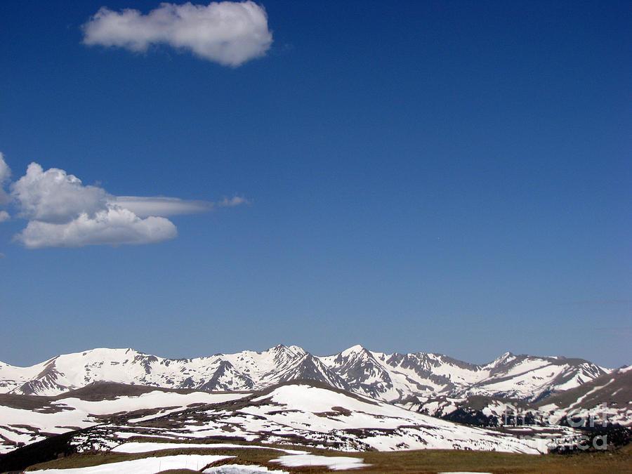 Mountains Photograph - Alpine Tundra Series by Amanda Barcon