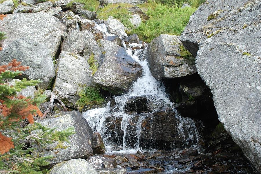 Alpine Waterworks by Jan Piet