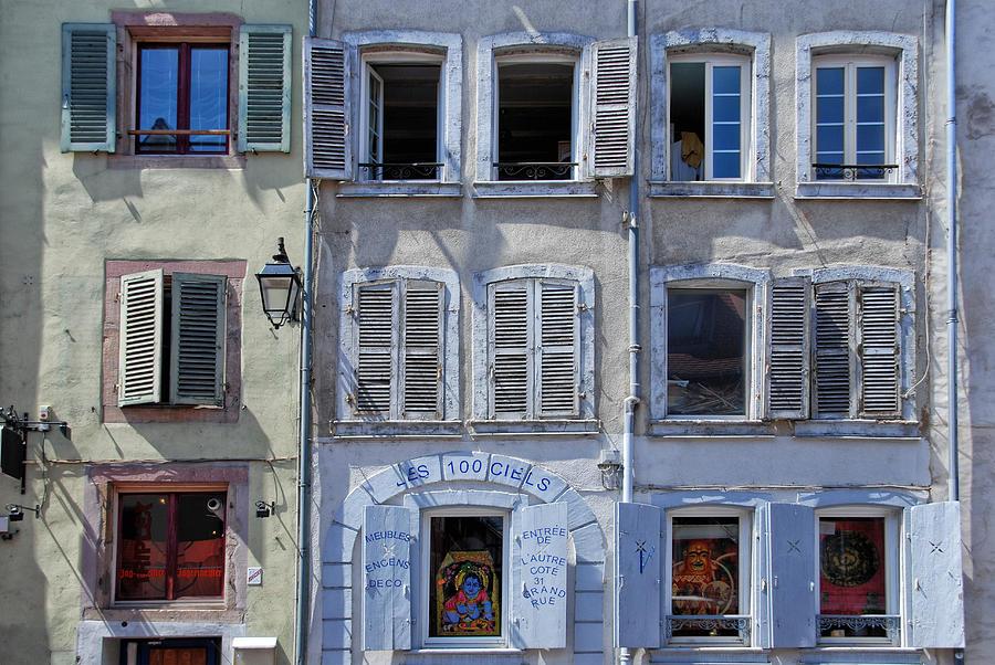 Alsation Windows Photograph