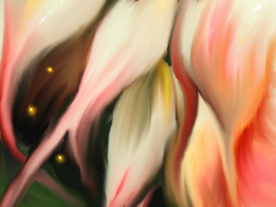 Abstract Digital Art - Alternative Dimension by Ian  MacDonald