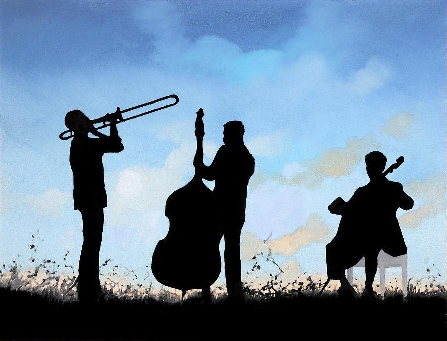 Altro Trio Painting