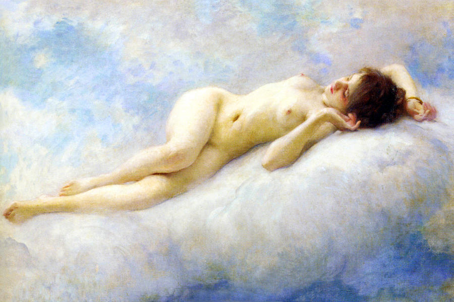 Amable 1913 Painting