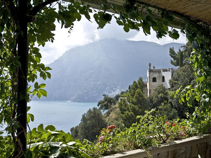Amalfi Coast Photograph by JR Harke Photography