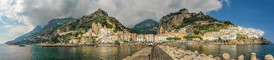 Amalfi by Steven Sparks
